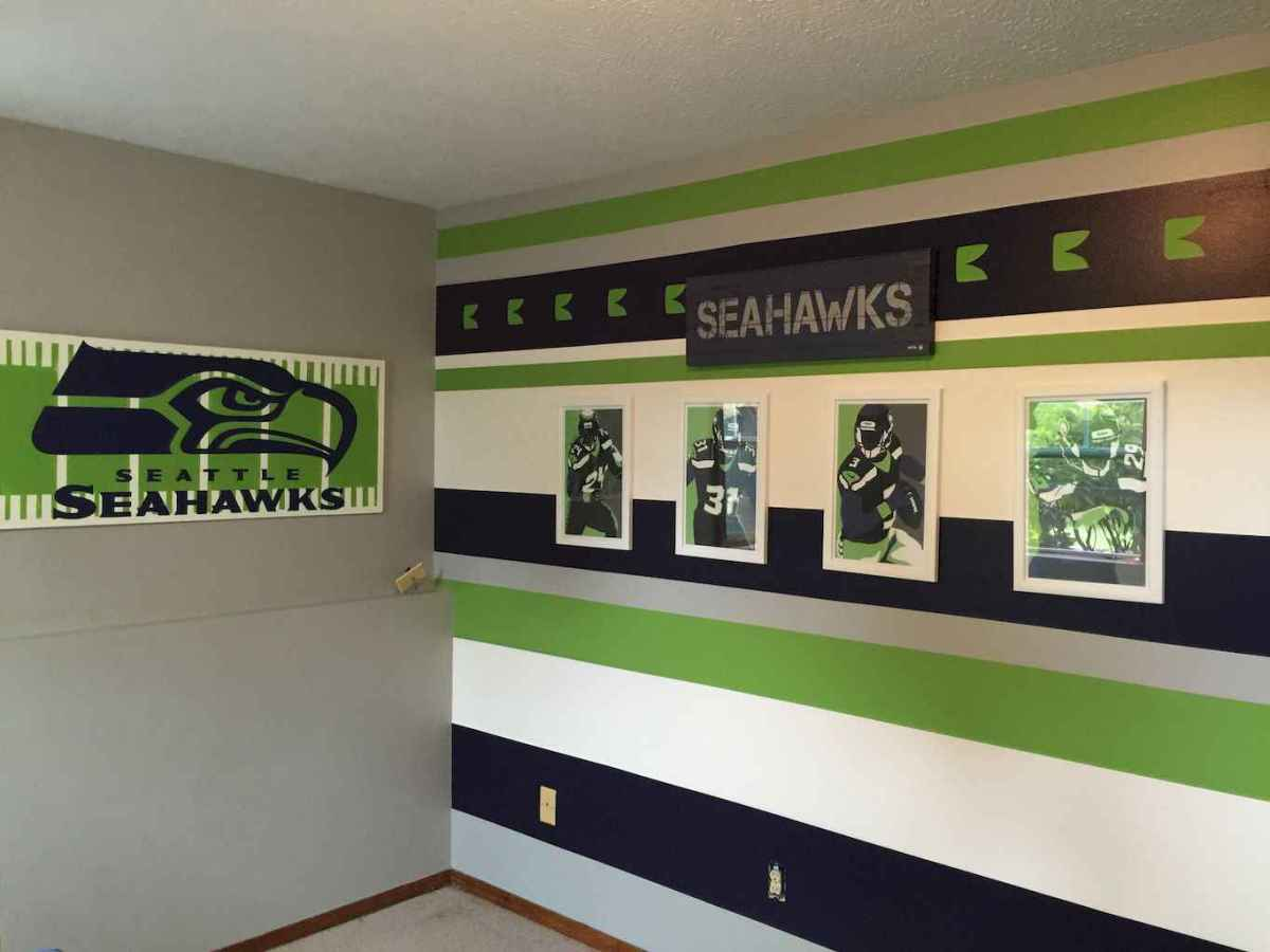 Cool sport bedroom ideas for boys (2)
