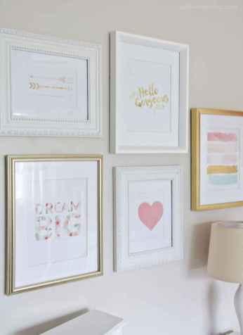 Gallery wall ideas bedroom (33)