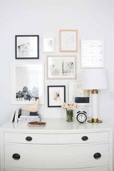 Gallery wall ideas bedroom (38)