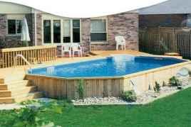 Ground pool ideas on a budget (27)