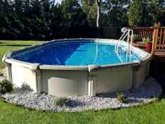 Ground pool ideas on a budget (51)