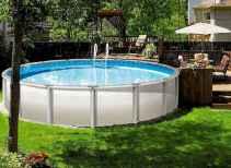 Ground pool ideas on a budget (7)