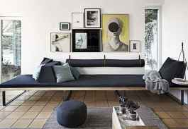 Inspired gallery wall living room (19)