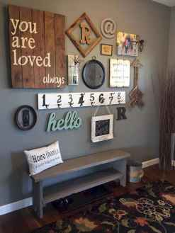 Inspired gallery wall living room (5)