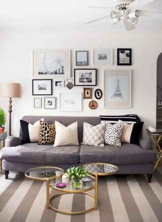 Inspired gallery wall living room (53)