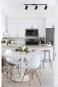 Simply apartment kitchen decorating ideas on a budget (18)