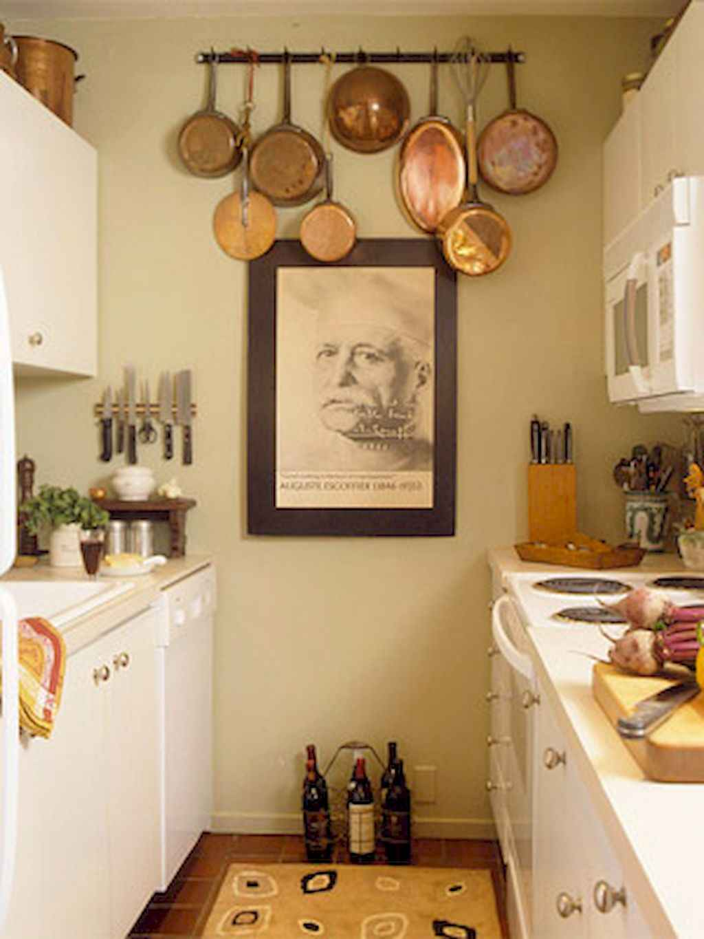 Simply Apartment Kitchen Decorating Ideas On A Budget (21)