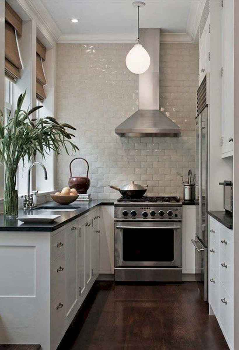 Simply apartment kitchen decorating ideas on a budget (23)