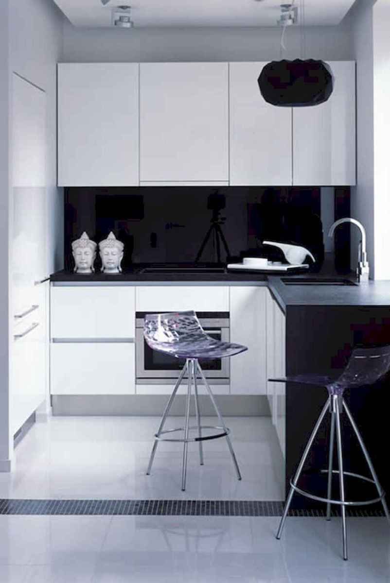 Simply apartment kitchen decorating ideas on a budget (33)