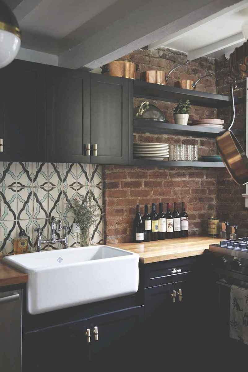Simply apartment kitchen decorating ideas on a budget (44)