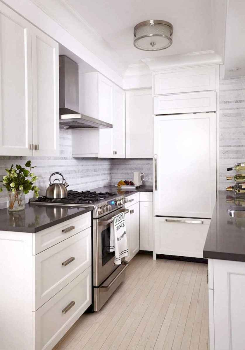 Simply apartment kitchen decorating ideas on a budget (45)