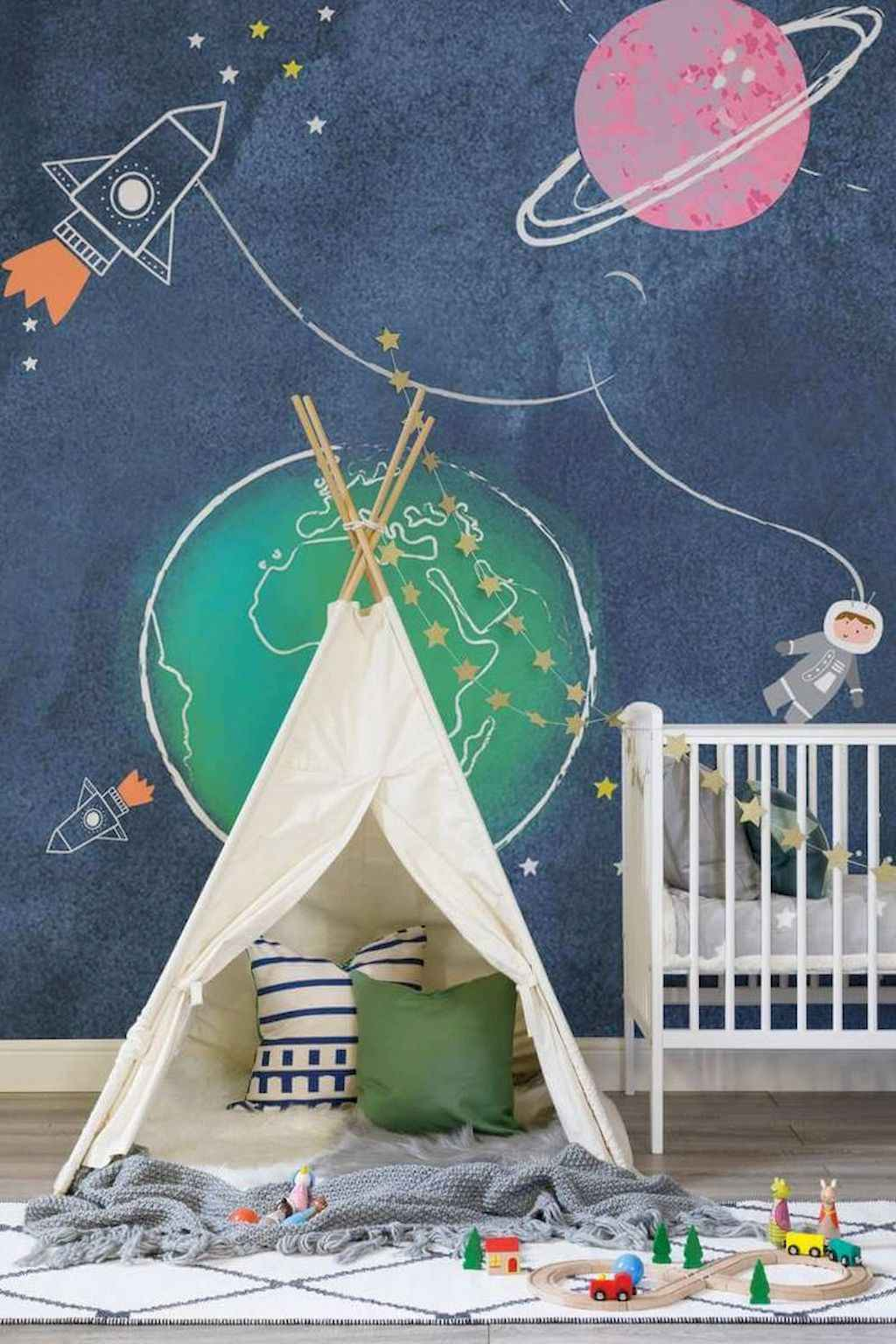 Simply ideas bedroom for kids (18)