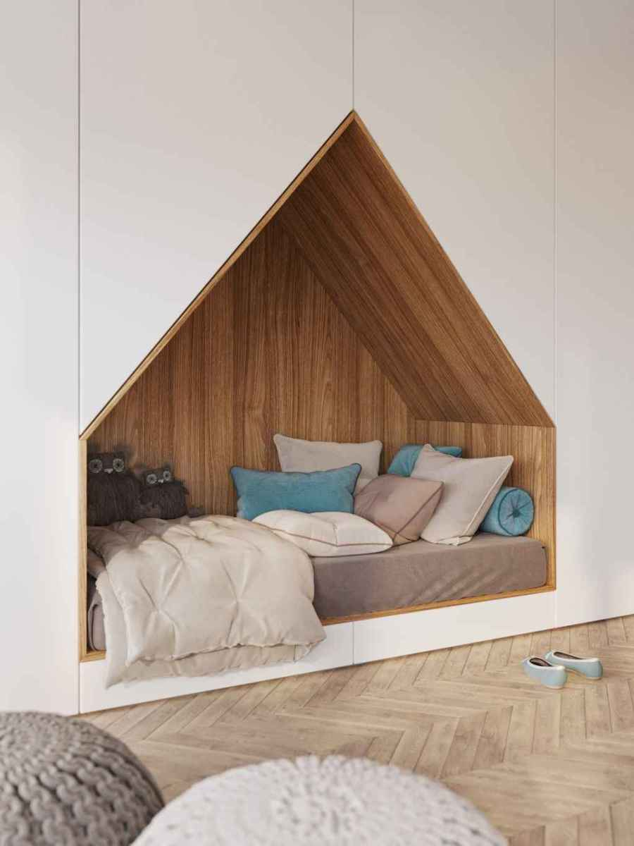 Simply ideas bedroom for kids (2)