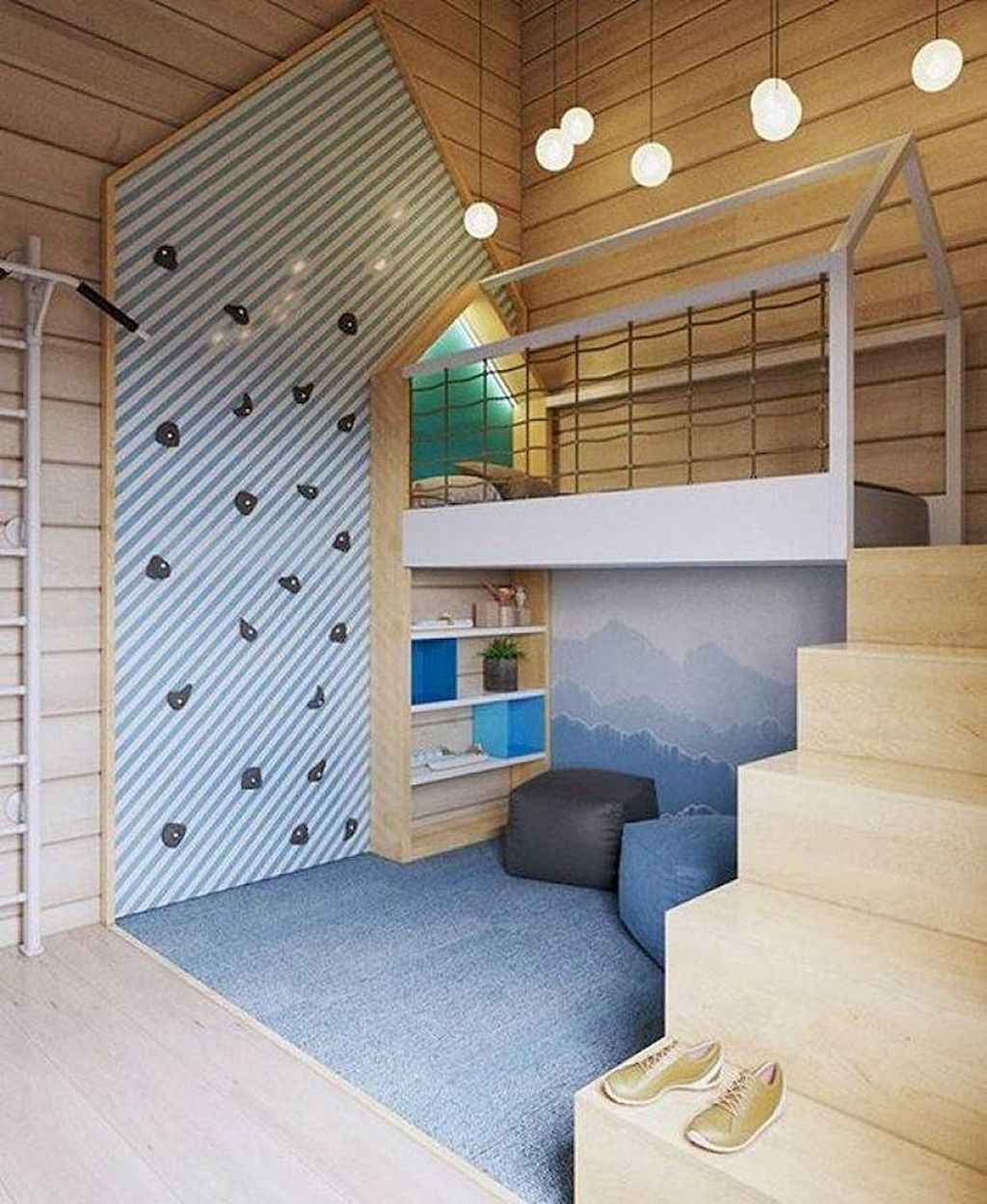 Simply ideas bedroom for kids (22)