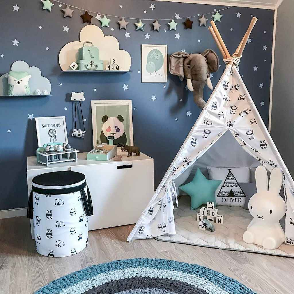 Simply ideas bedroom for kids (27)