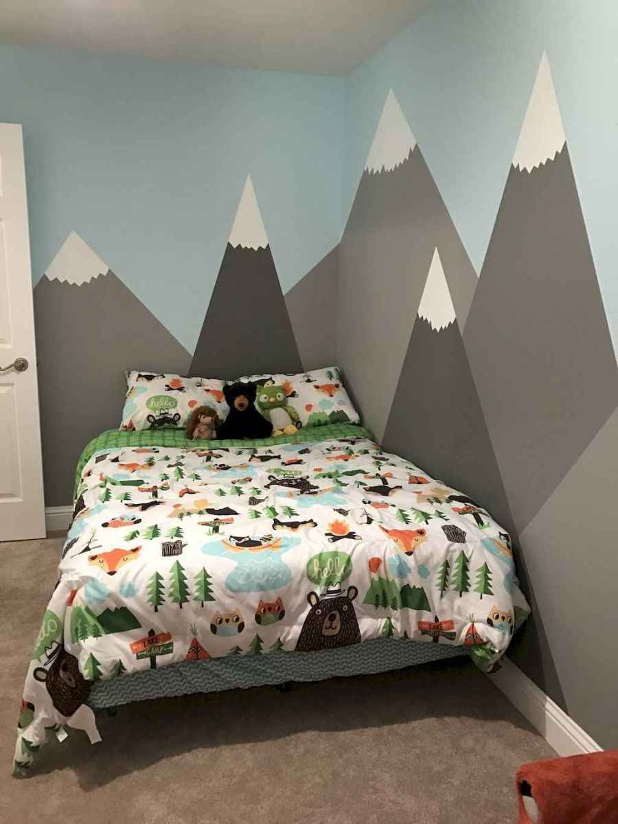 Simply ideas bedroom for kids (34)