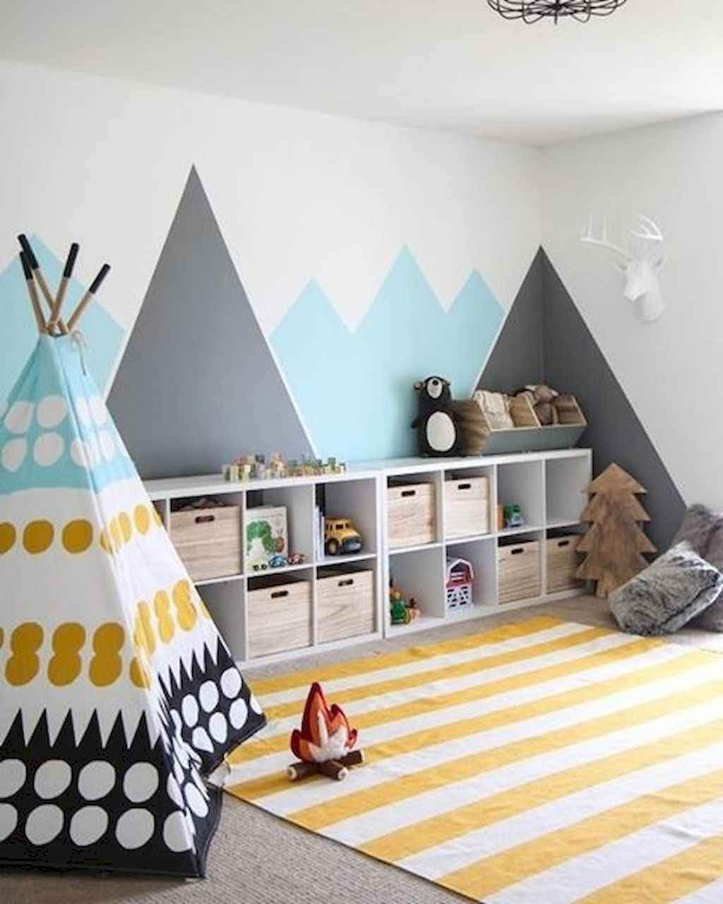 Simply ideas bedroom for kids (9)