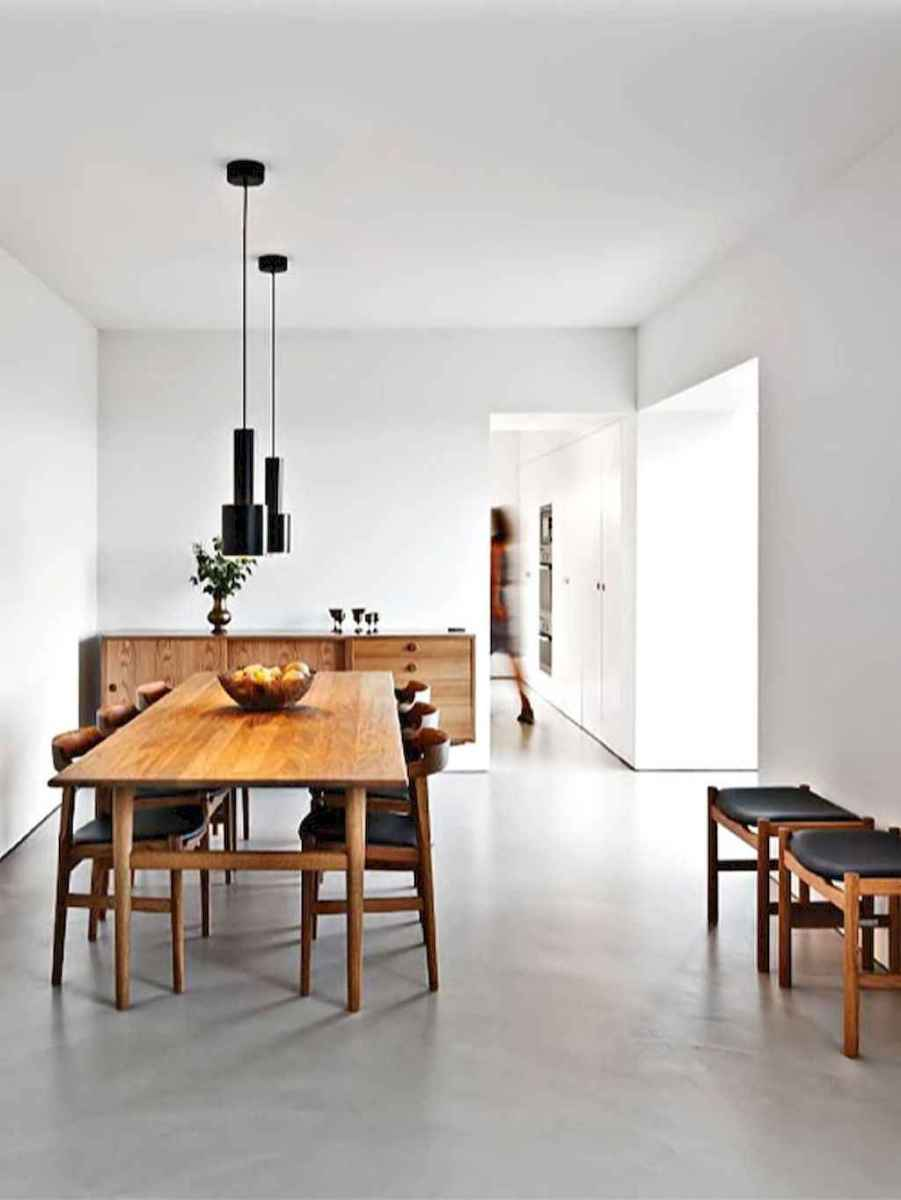 Smart solution for your minimalist dining room (24)