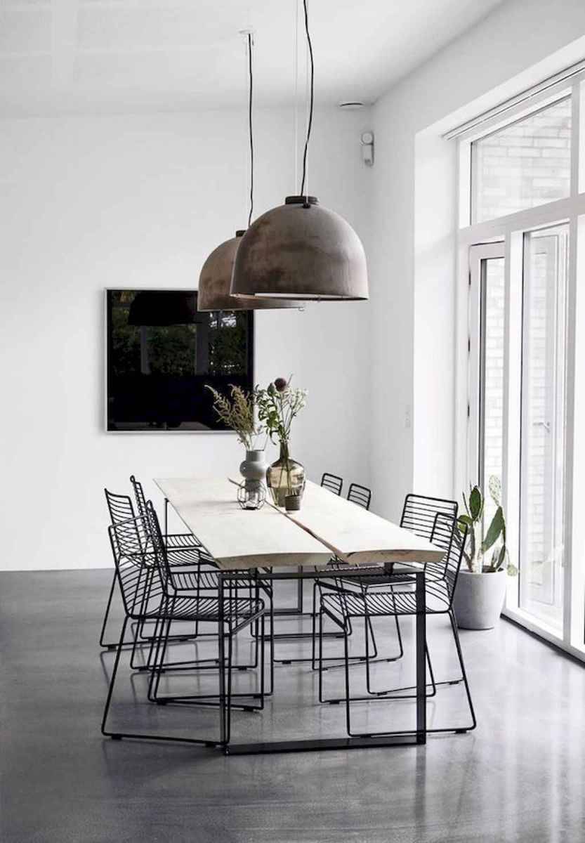 Smart solution for your minimalist dining room (26)