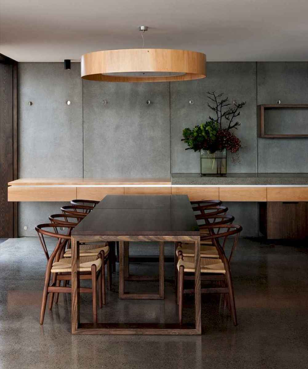 Smart solution for your minimalist dining room (38)