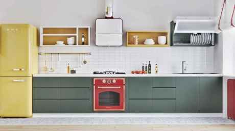 Top 60 eclectic kitchen ideas (30)