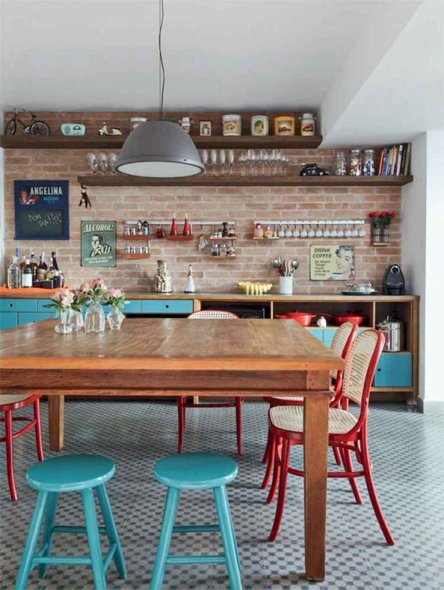 Top 60 eclectic kitchen ideas (57)