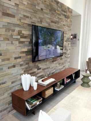 Unique tv wall living room ideas (13)