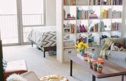 100 Awesome Apartment Studio Storage Ideas Organizing (10)