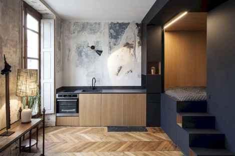 100 Awesome Apartment Studio Storage Ideas Organizing (123)