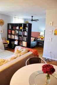 100 Awesome Apartment Studio Storage Ideas Organizing (26)