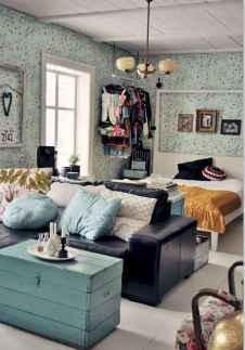 100 Awesome Apartment Studio Storage Ideas Organizing (80)