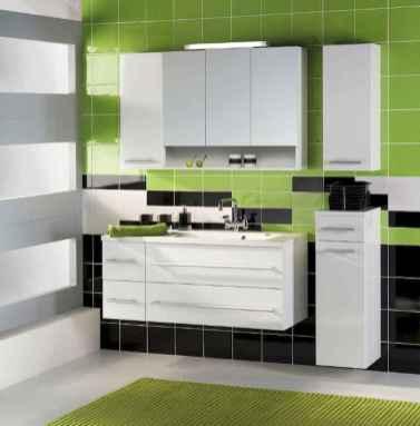 120 Colorfull Bathroom Remodel Ideas (119)