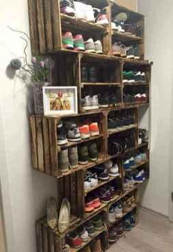 120 DIY Farmhouse Kitchen Rack Organization Ideas (107)