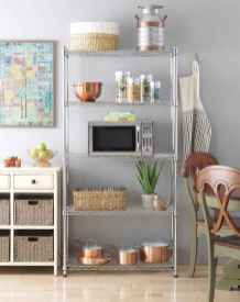 120 DIY Farmhouse Kitchen Rack Organization Ideas (113)