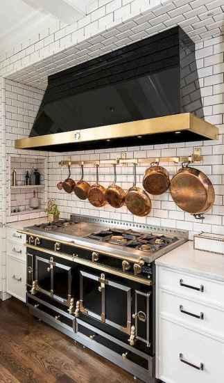 120 DIY Farmhouse Kitchen Rack Organization Ideas (120)