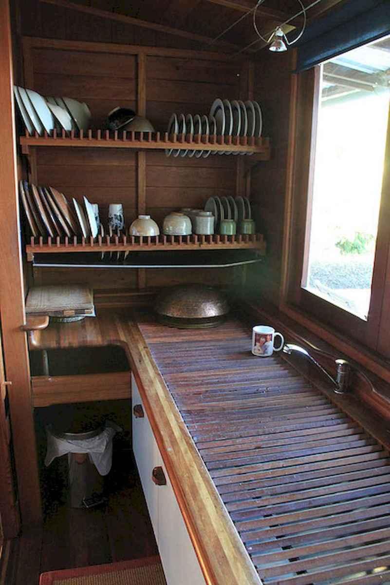 120 DIY Farmhouse Kitchen Rack Organization Ideas (16)