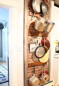 120 DIY Farmhouse Kitchen Rack Organization Ideas (18)