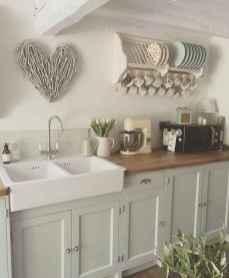 120 DIY Farmhouse Kitchen Rack Organization Ideas (19)