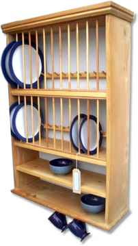 120 DIY Farmhouse Kitchen Rack Organization Ideas (50)