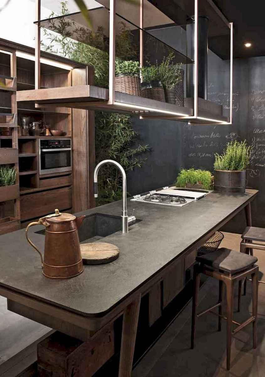 120 DIY Farmhouse Kitchen Rack Organization Ideas (57)