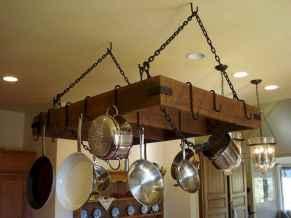 120 DIY Farmhouse Kitchen Rack Organization Ideas (62)
