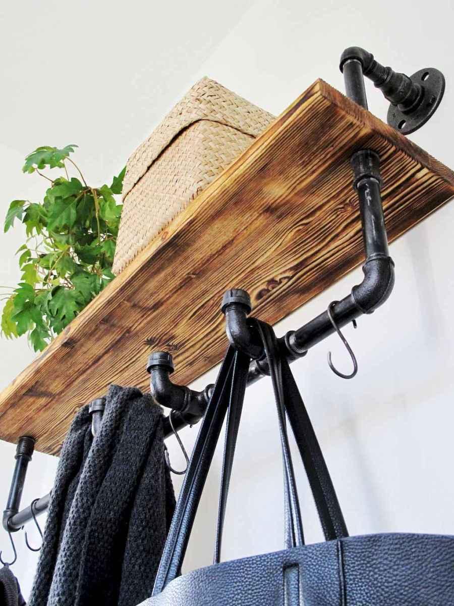 120 DIY Farmhouse Kitchen Rack Organization Ideas (63)