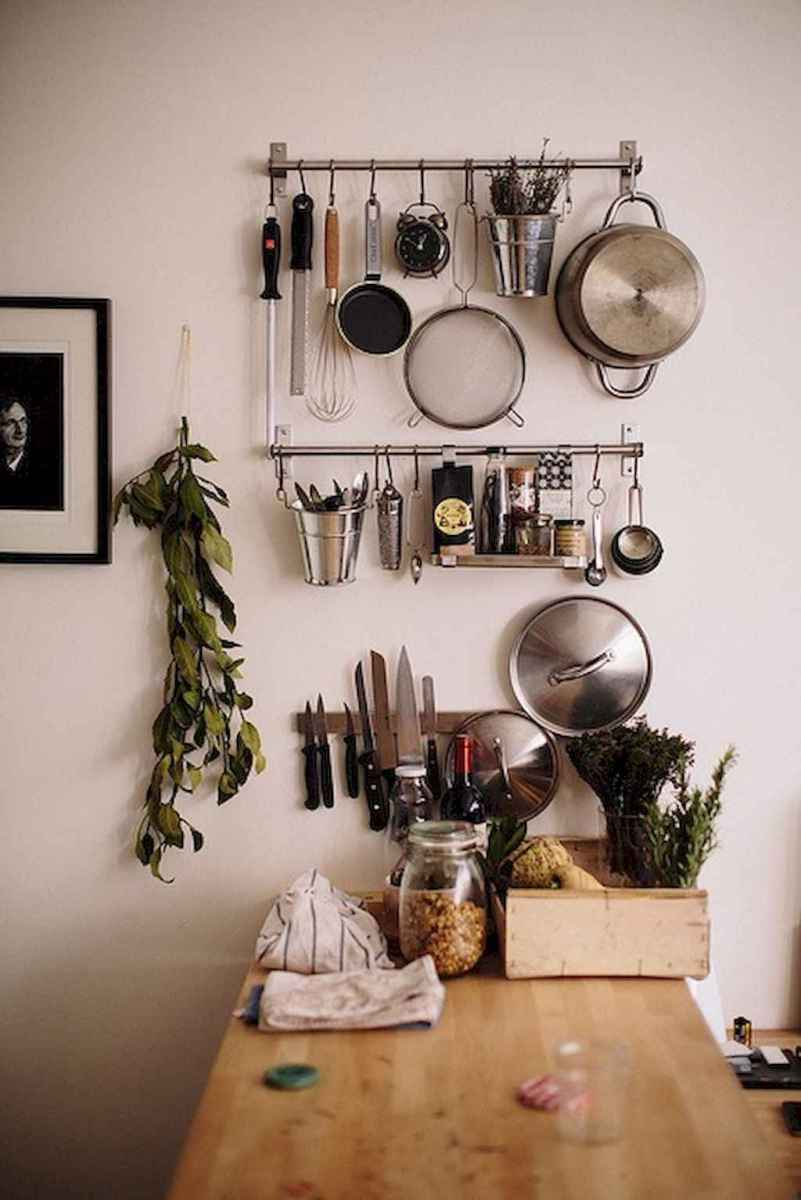 120 DIY Farmhouse Kitchen Rack Organization Ideas (72)