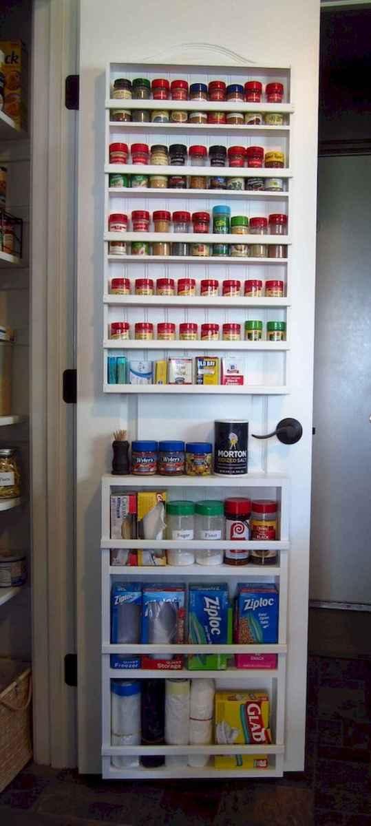 120 DIY Farmhouse Kitchen Rack Organization Ideas (90)