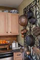 120 DIY Farmhouse Kitchen Rack Organization Ideas (97)