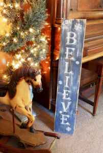 30+ diy apartment decorating christmas projects (22)