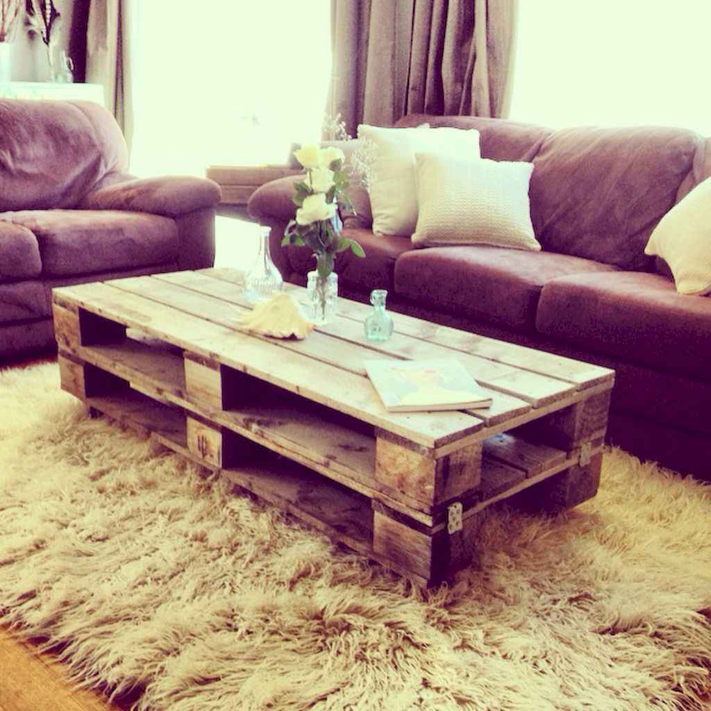 50 cool apartment coffee table ideas (21)