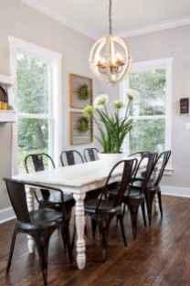 50 Modern Farmhouse Dining Room Decor Ideas (10)