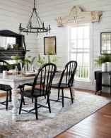 50 Modern Farmhouse Dining Room Decor Ideas (24)