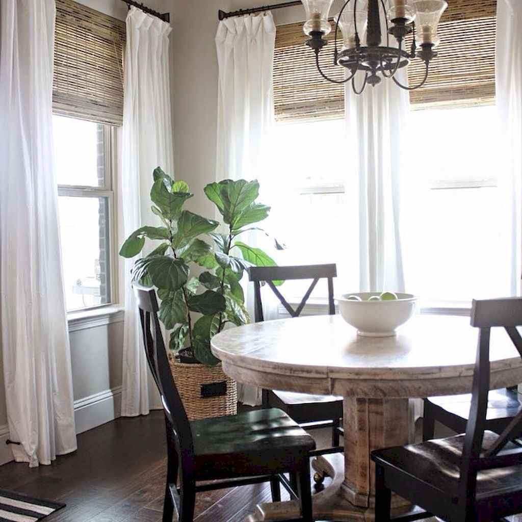 50 Modern Farmhouse Dining Room Decor Ideas (34